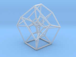 Associahedron K_6 in Smooth Fine Detail Plastic