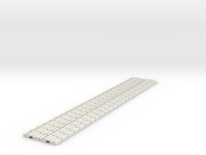 p-9stw-slim-flexi-tram-track-100-x48-1a in White Natural Versatile Plastic