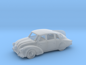 Tatra  t 77/78 1938  1:87 HO in Smooth Fine Detail Plastic
