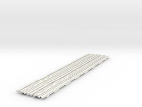 p-65stw-slim-straight-tram-long-1332-100-w-2a in White Natural Versatile Plastic