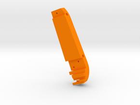 F2D Handle cover v1.0 - Kent Thorupz in Orange Processed Versatile Plastic