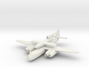 (1:144) Arado Ar 234 C/V1 Huckepack in White Natural Versatile Plastic