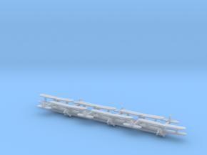 Polikarpov PO-2 small scales in Smooth Fine Detail Plastic: 1:500