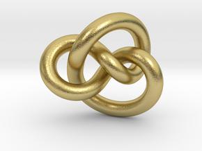 B&G Prime 4.1 in Natural Brass