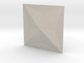 3d tile_2_B in Natural Sandstone