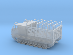 1/100 Scale M8E2 High Speed Tractor in Smooth Fine Detail Plastic