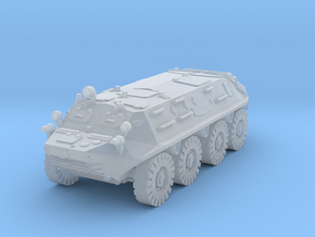 BTR 60 scale 1/144 in Smooth Fine Detail Plastic