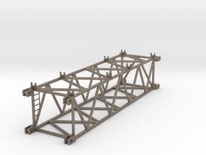 ZWS2421_10,5m_ extension_derrick in Matte Bronzed-Silver Steel