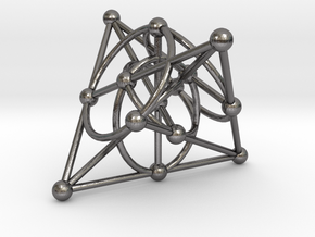 Generalized Quadrangle II in Polished Nickel Steel