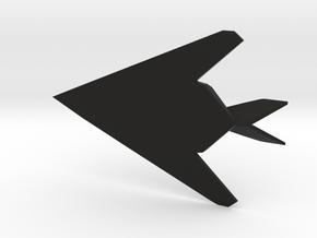F-117 1I300 in Black Natural Versatile Plastic