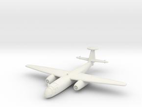 (1:144) Arado Ar 234B with Tail Mounted Radar in White Natural Versatile Plastic