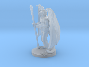 Dragonborn Druid 2 in Smooth Fine Detail Plastic