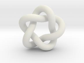 B&G Prime 5.1 in White Natural Versatile Plastic