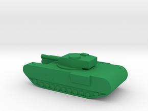 Churchill MKVII in Green Processed Versatile Plastic