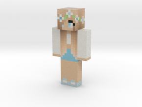 sammyvivian | Minecraft toy in Natural Full Color Sandstone