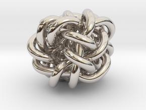 B&G Knot 018 in Platinum