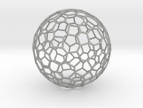 132hedron in Aluminum