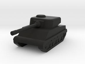 M4 Sherman in Black Natural Versatile Plastic