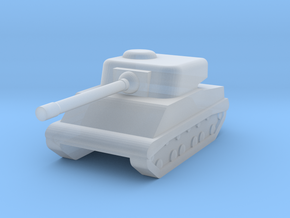 M4 Sherman in Smooth Fine Detail Plastic