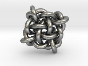 B&G Knot 22 in Natural Silver