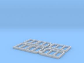 C-Npe01b - Signal box in Smooth Fine Detail Plastic