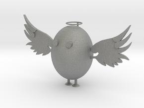 Angel Egg in Gray PA12