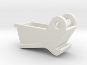 Mag_Release_extended_TM_CA_00 in White Natural Versatile Plastic