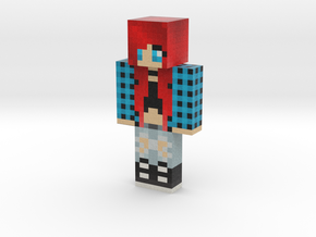 2018_12_12_red-hair-grunge-girl-12651018 | Minecra in Natural Full Color Sandstone