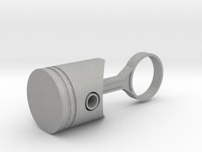 Piston Pendant in Aluminum