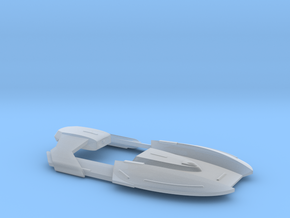 Steamrunner class Concept / 5.6cm - 2.2in in Smooth Fine Detail Plastic