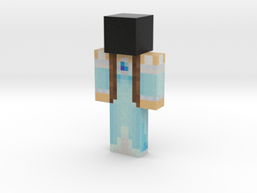 iceprincess | Minecraft toy in Natural Full Color Sandstone