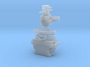 1/700 DKM Admiral Scheer Tower in Smooth Fine Detail Plastic