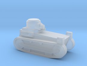 T1E1_M1918 LIGHT TANK in Smooth Fine Detail Plastic