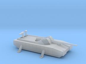 Landkreuzer P1500 monster in Smooth Fine Detail Plastic
