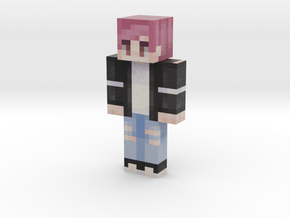 Thid | Minecraft toy in Natural Full Color Sandstone