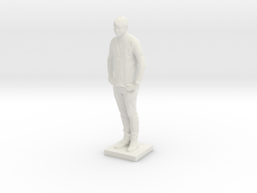 Printle C Homme 2193 - 1/24 in White Natural Versatile Plastic