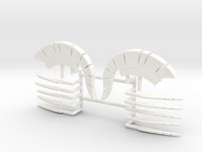 DIMITRIS 9 CREST X2  in White Processed Versatile Plastic