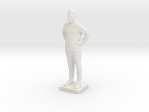 Printle C Homme 2182 - 1/24 in White Natural Versatile Plastic