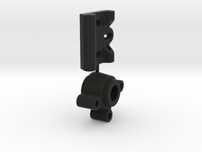 Carb-D K25 / K18 gearbox parts in Black Natural Versatile Plastic