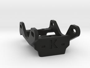 Carb-D Gearboxbase K25 / K18 in Black Natural Versatile Plastic