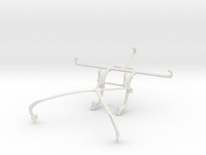 Controller mount for Shield 2015 & vivo NEX Dual D in White Natural Versatile Plastic