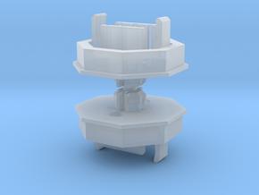 BYOS BATT HOLDER TWO SET in Smoothest Fine Detail Plastic