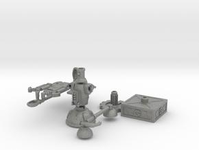 Deep 13 Robot Bundle W/ Bases in Gray PA12