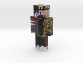 Black_Shawns_ | Minecraft toy in Natural Full Color Sandstone