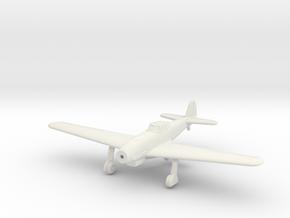 1/144 Nakajima Ki-62 in White Natural Versatile Plastic
