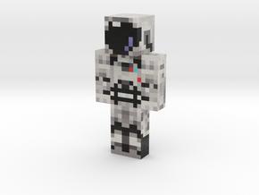 squirrelofudun | Minecraft toy in Natural Full Color Sandstone