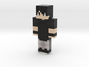 SILVER4198 | Minecraft toy in Natural Full Color Sandstone
