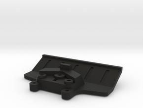 Tamiya TA02 S10 / F150 Bumper, TA02T in Black Natural Versatile Plastic
