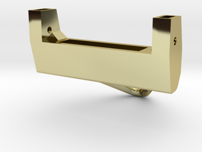 248™ 24888™ RockBASH™ ECX Barrage FRONT Bumpers in 18K Yellow Gold