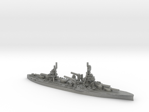 US New York-Class Battleship in Gray Professional Plastic
